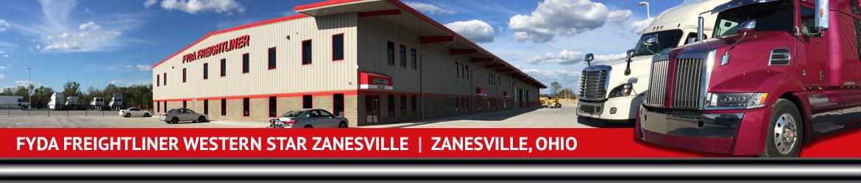 Fyda Freightliner Western Star Zanesville Map Hours